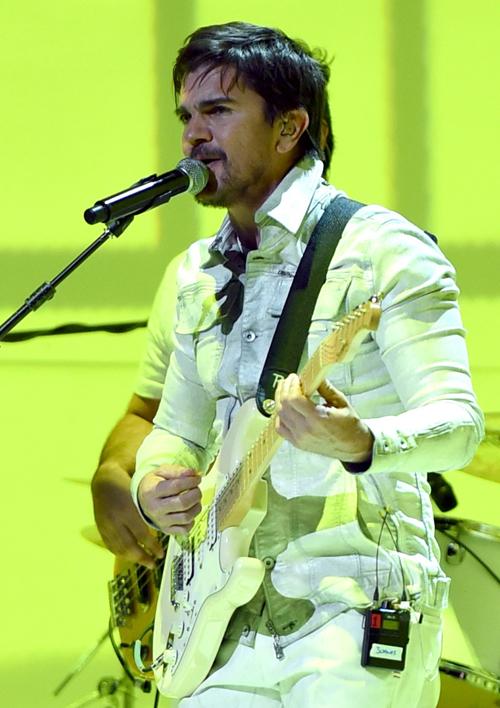 Juanes, Grammy latino 2014