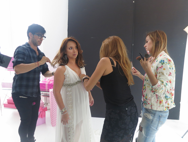 Adamari López, Marco Peña, Mariela Bagnato, Irma Martínez