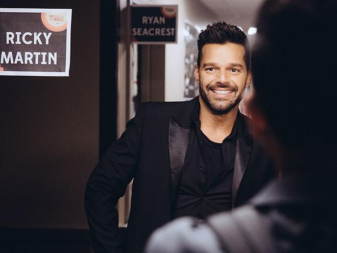 Ricky Martin, iHeartRadio