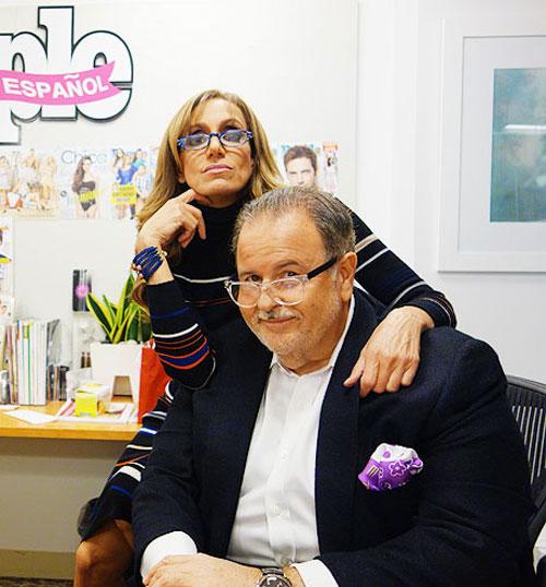 Lili Estefan, Raul de Molina