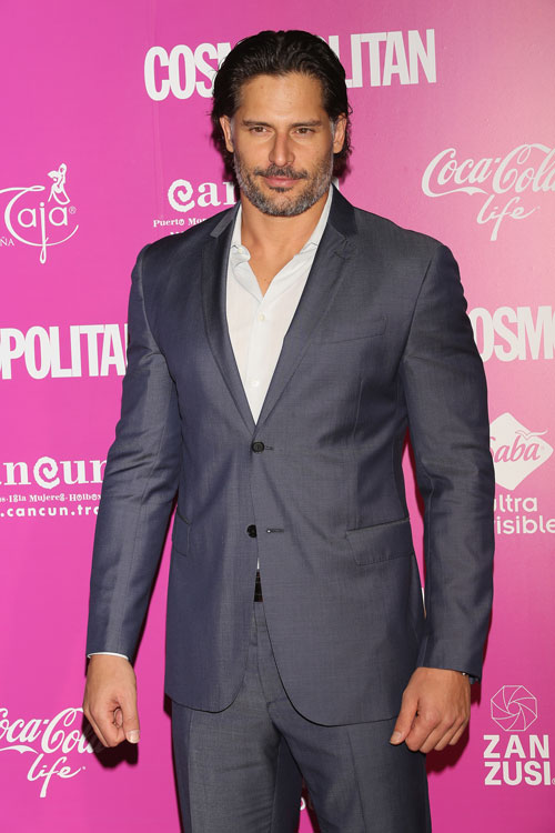 Joe Manganiello, míralos