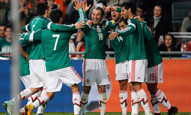 Partido de Mexico para articulo
