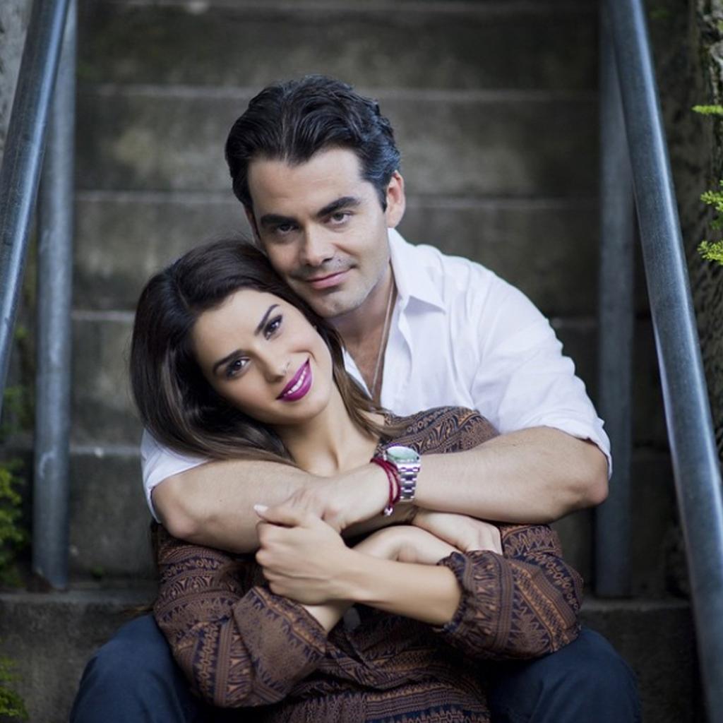 Vanessa De Roide y Jorge Menéndez
