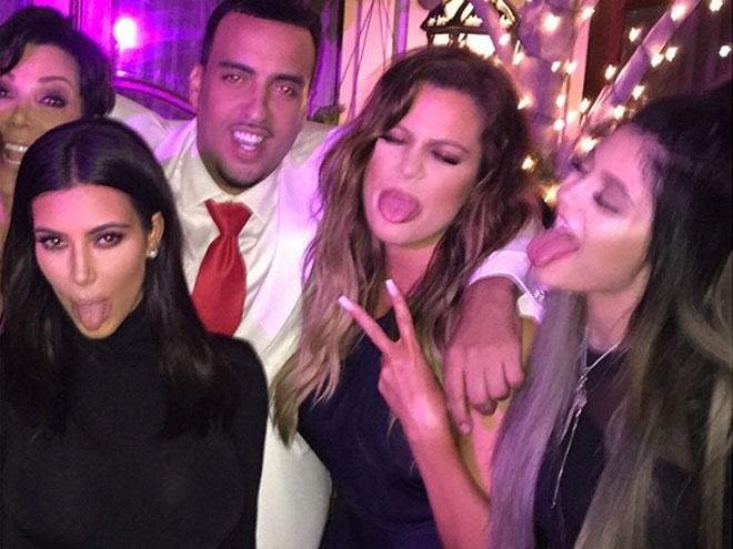 Khloé Kardashian, Kim Kardashian