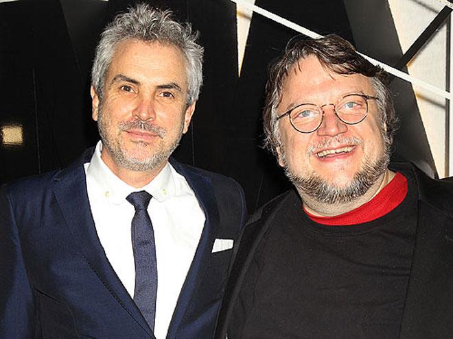 Alfonso Cuarón, Guillermo del Toro, Míralos