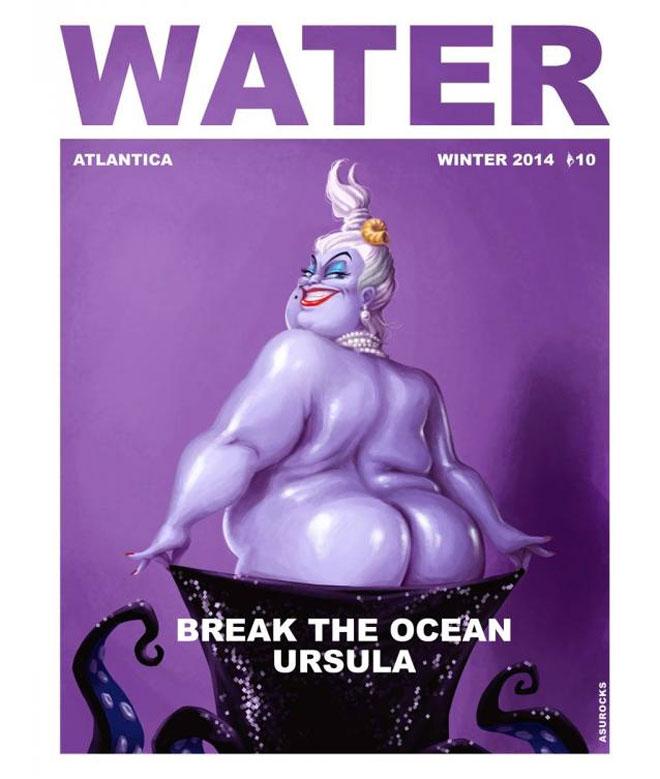 Ursula sirenita