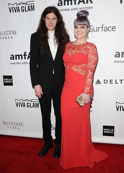 Kelly Osbourne, Matthew Mosshart, Rupturas 2014