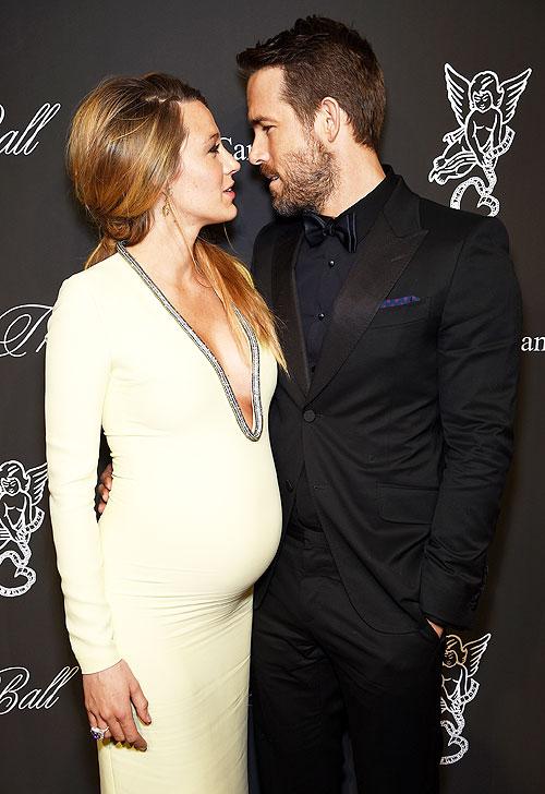 Blake Lively, Ryan Reynolds, Bebes y embarazos del año