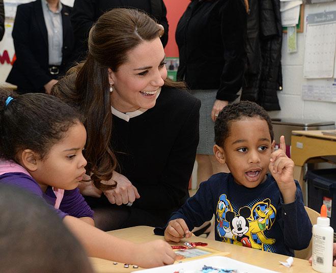 Kate Middleton, Míralos