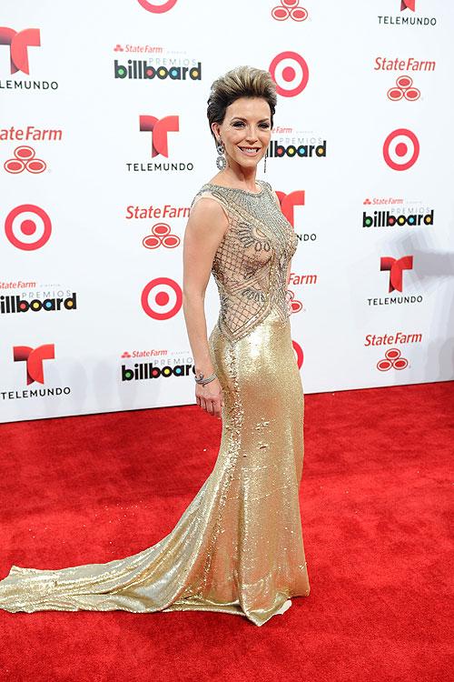 Laura Flores, Premios Billboard de la Música Latina 2014