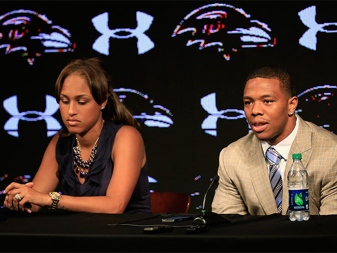 Ray Rice, Janay