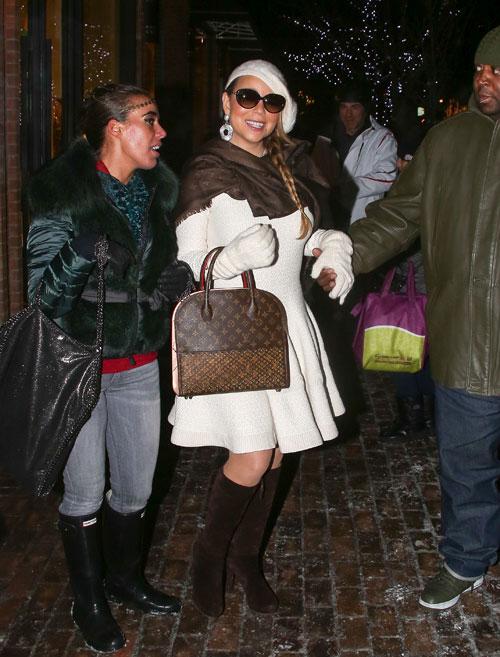 Míralos, Mariah Carey