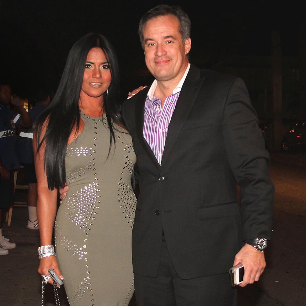 Maripily Rivera y Albert Rodríguez