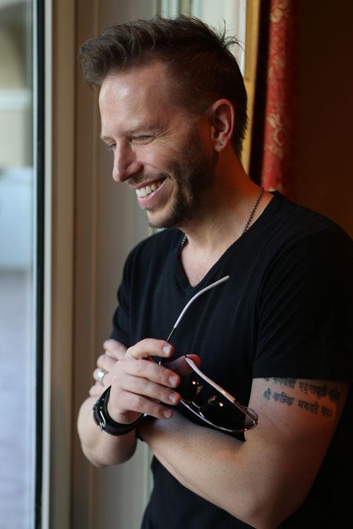 Noel Schajris, navidad 2014