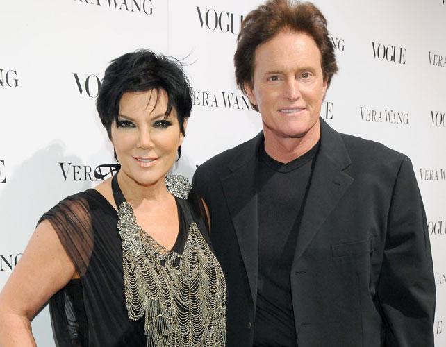 Kris Jenner y Bruce Jenner para articulo