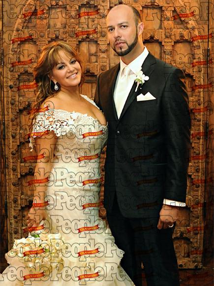 Jenni Rivera y Esteban Loaiza. La boda de Jenni Rivera
