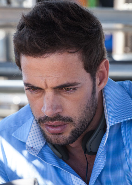William Levy, DETRÁS DE CÁMARAS
