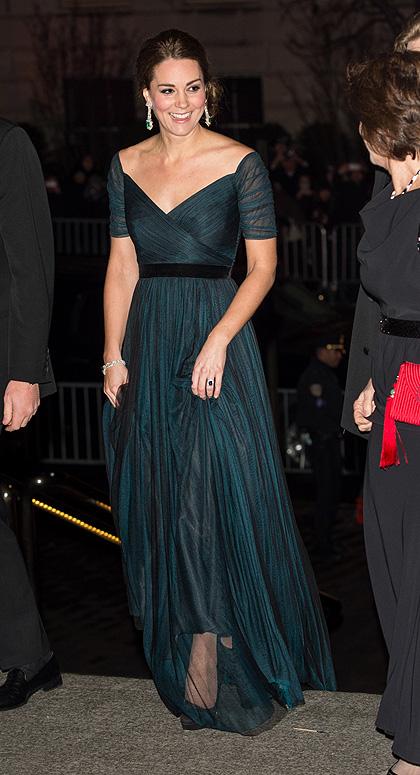 El look el día, Kate Middleton