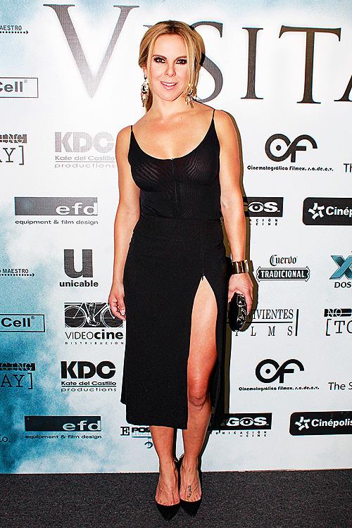 El look del día, Kate del Castillo