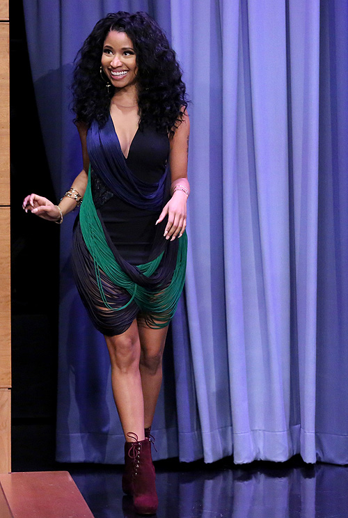 El look del día, Nicki Minaj