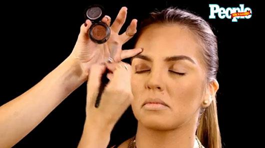 Maquillaje para las fiestas con Mariela Bagnato