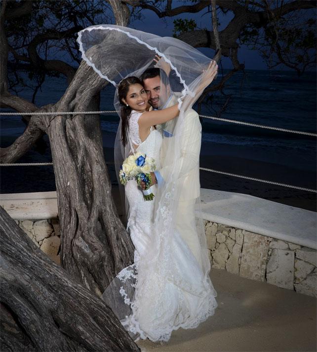 La boda de Manny Pérez
