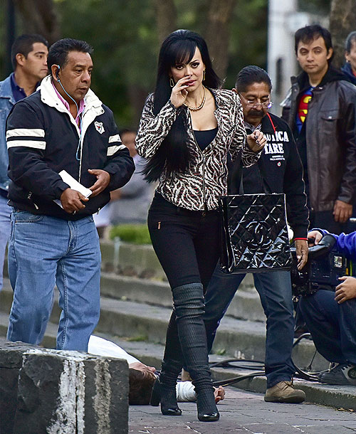Maribel Guardia, Míralos