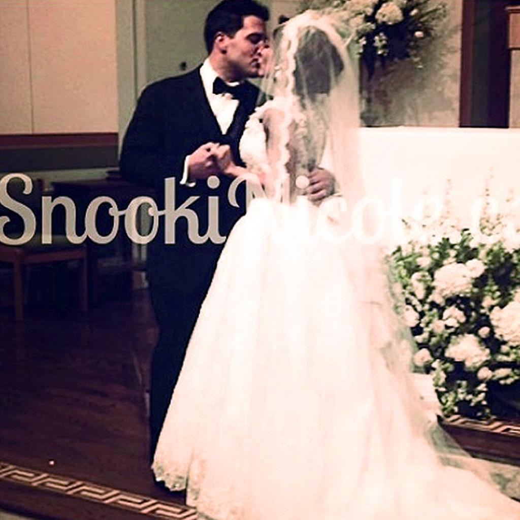 Snooki y Jionni LaValle