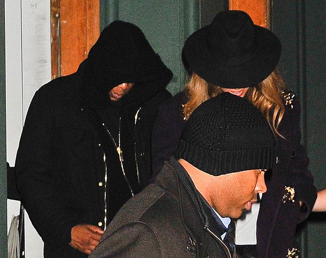 Jay-Z, Beyoncé, Míralos