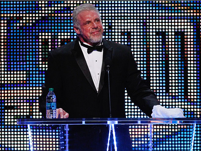James Hellwig, The Ultimate Warrior, FAMOSOS muertos en 2014