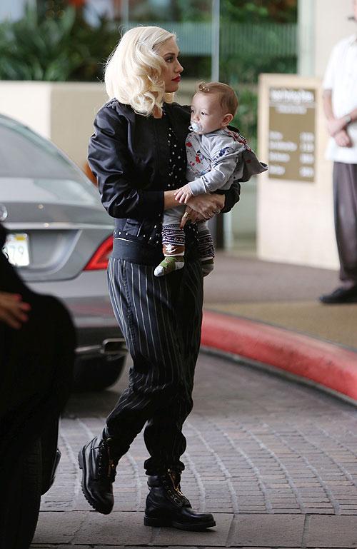 Gwen Stefani, Apollo, Míralos