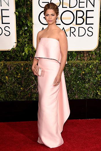 Golden Globes 2015 Ellas, Camila Alves