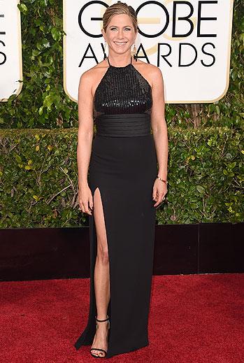 Golden Globes 2015 Ellas, Jennifer Aniston