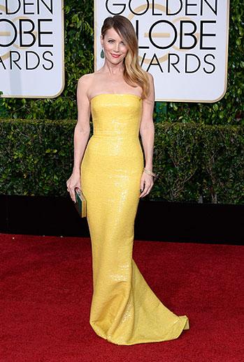 Golden Globes 2015 Ellas, Leslie Mann