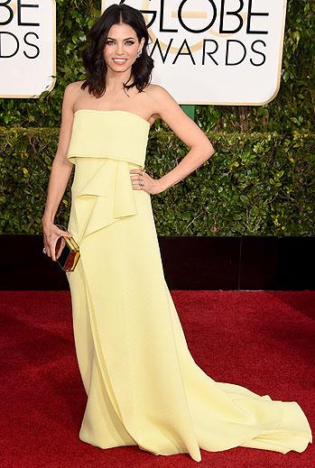 Golden Globes 2015 Ellas, Jenna Dewan-Tatum