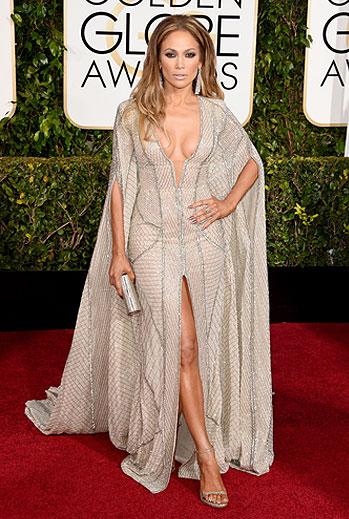 Golden Globes 2015 Ellas, Jennifer López