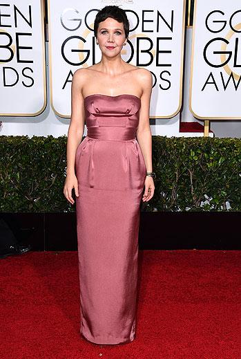 Golden Globes 2015 Ellas, Maggie Gyllenhaal