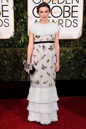 Golden Globes 2015 Ellas, Keira Knightley