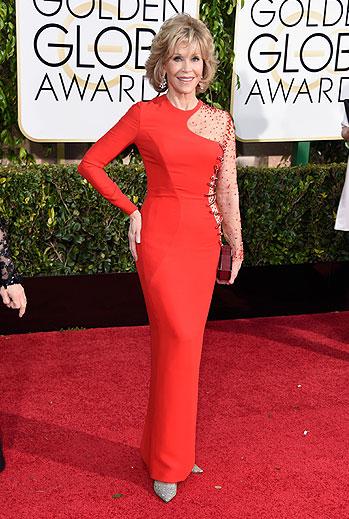 Golden Globes 2015 Ellas, Jane Fonda