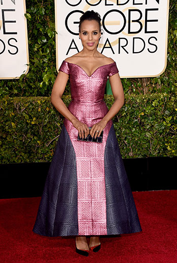 Golden Globes 2015 Ellas, Kerry Washington