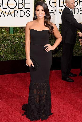 Golden Globes 2015 Ellas, Gina Rodriguez
