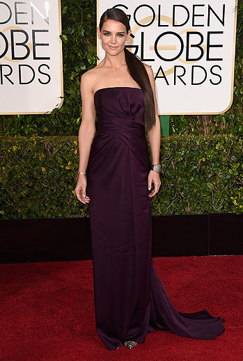 Golden Globes 2015 Ellas, Katie Holmes