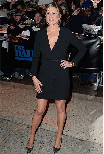 El look del día, Jennifer Aniston