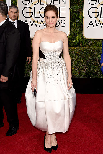 Golden Globes 2015 Ellas, Tina Fey
