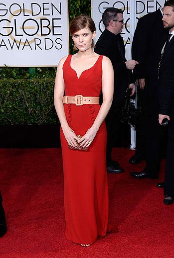 Golden Globes 2015 Ellas, Kate Mara