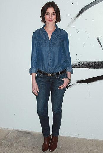 El look del día, Anne Hathaway