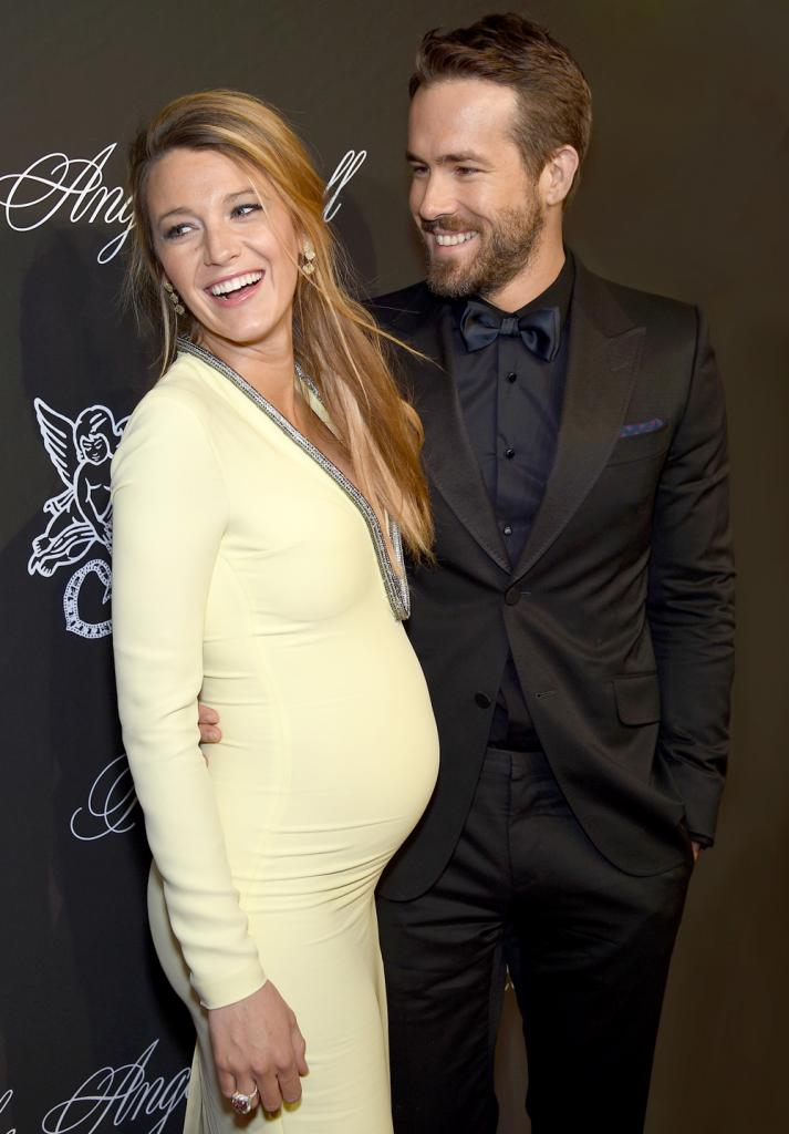Blake Lively y Ryan Renolds
