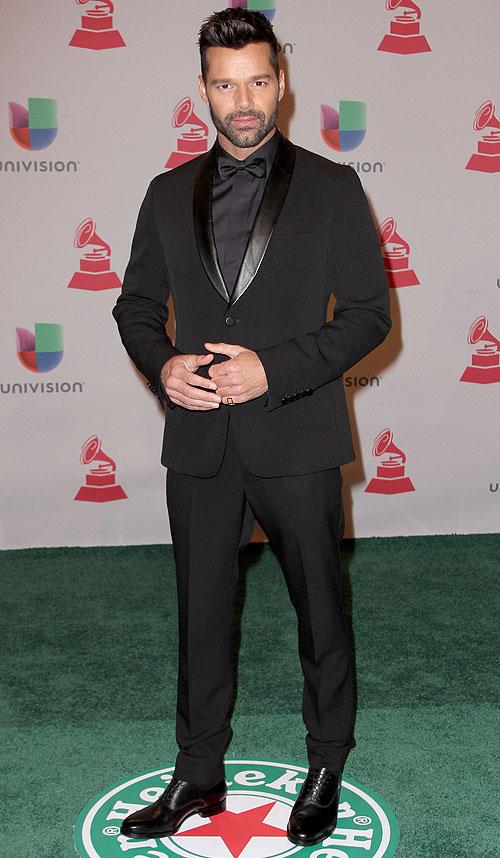 Ricky Martin, Latin Grammy 2014
