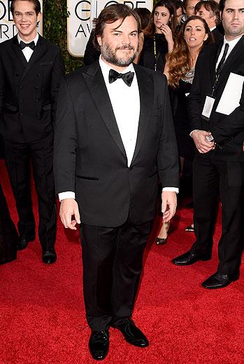 Jack Black, Globos de Oro 2015