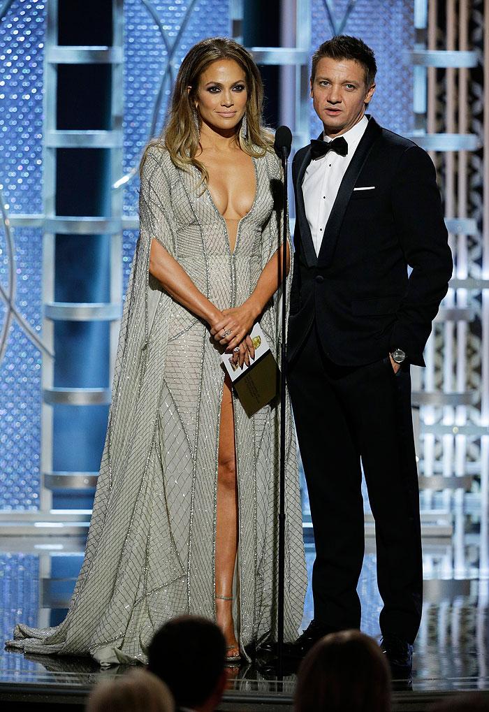Jennifer López, Jeremy Renner,